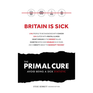 The Primal Cure: Avoid Being a Sick Statistic Book (2nd Edition)