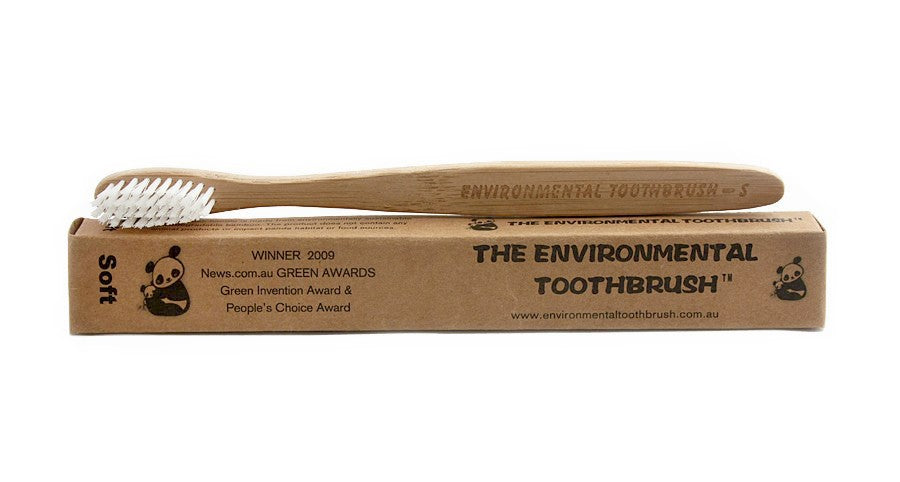 ecoLiving The Environmental Toothbrush - Childrens