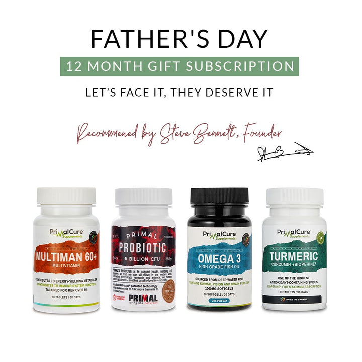 Father's Day Pack (12 Month Gift Subscription)