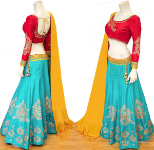Designer Exclusive Festival Wear Lehenga Choli