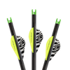"Lumen-Arrow With Lighted Arrow Nock Capture Crossbow Bolts (20"") Green"
