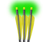 "Lumenok Equipped Genuine Excalibur Firebolts (20"")"