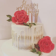 Load image into Gallery viewer, Semi Naked Drip Cake - Cheltenham Birthday Cakes