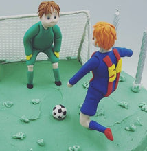 Load image into Gallery viewer, Handmade Sugar Football Figures
