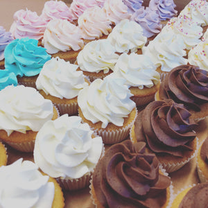 Deliciously Tasty Cupcakes - Cheltenham Birthday Cakes