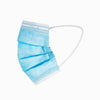 3-Ply Disposable Protective Mask - Side