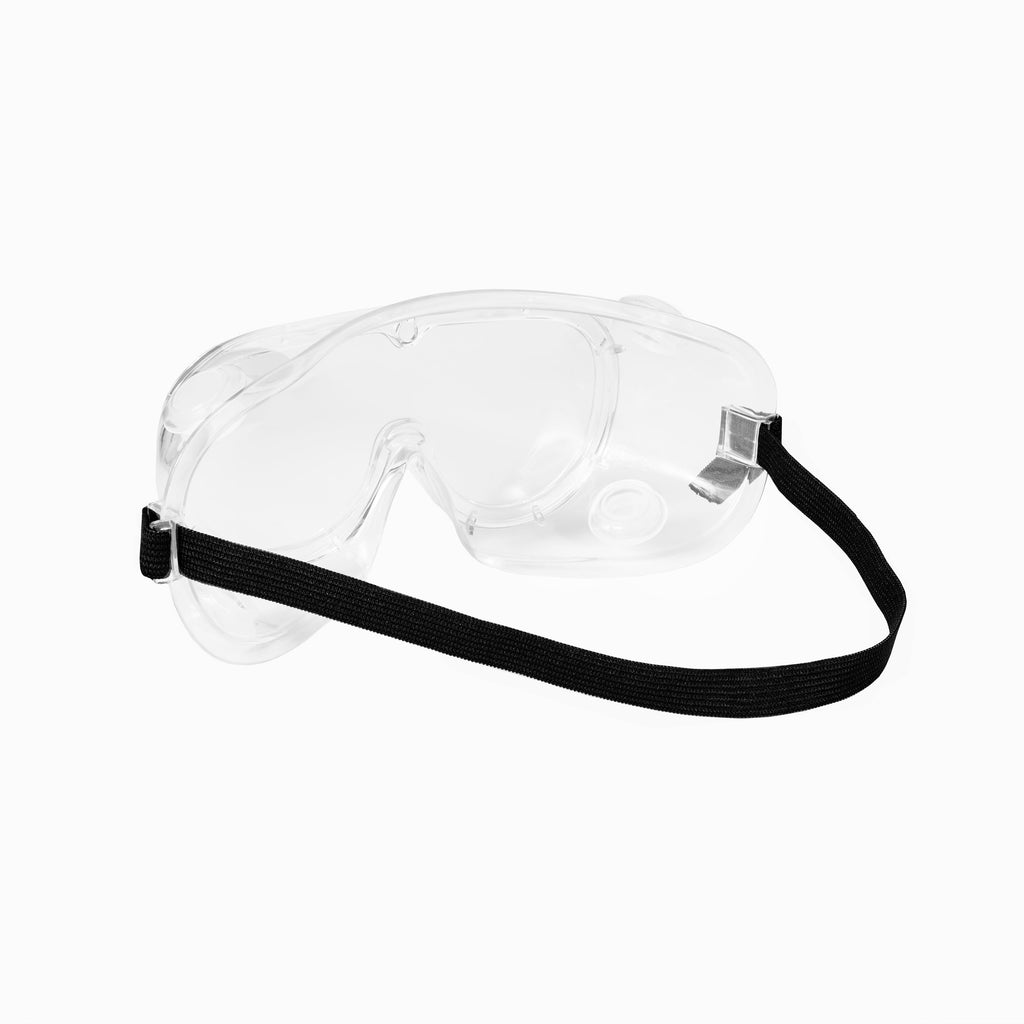 Protective Goggles with Indirect Ventilation - Back