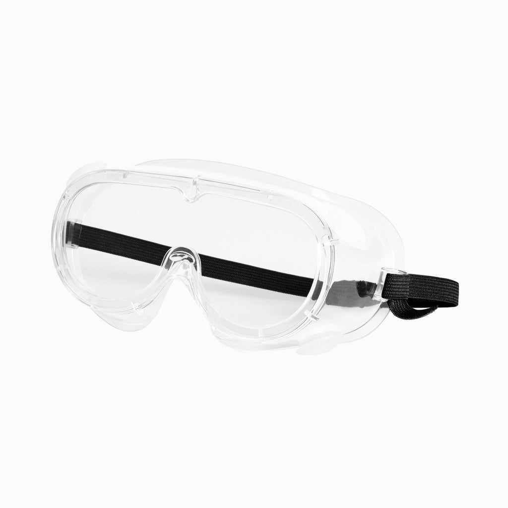 Protective Goggles with Indirect Ventilation - Side Shot of Ventilation