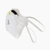 NIOSH Certified N95 Respirator Face Mask - Back