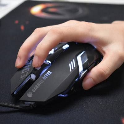 Overwatch Hero eSports Gaming Mouse (Reaper)