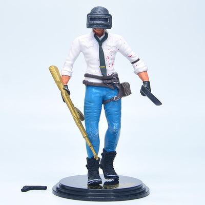 PUBG Player Figure 14cm