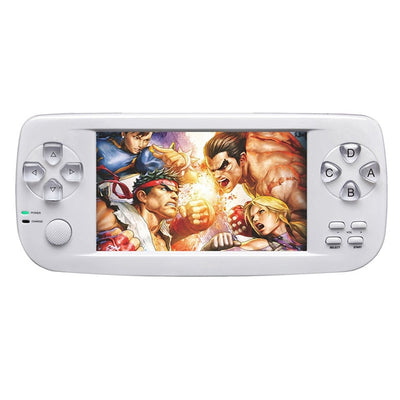 Portable Handheld Retro Gaming Console 64 Bit 4.3 Inch 3000 Games