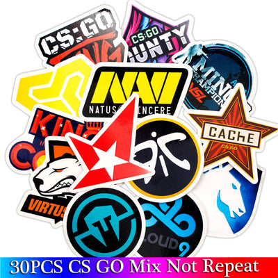 CS:GO 50-Piece Sticker Pack