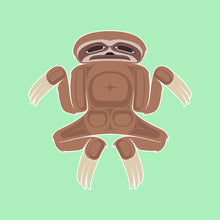 Load image into Gallery viewer, Sloth Print