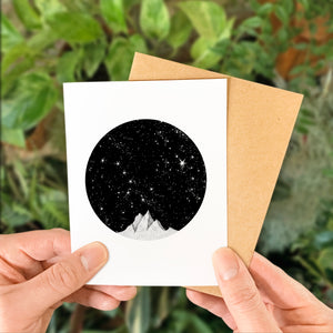 Big Dipper Greeting Card