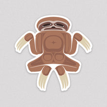 Load image into Gallery viewer, Sloth Vinyl Sticker