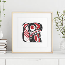 Load image into Gallery viewer, Sockeye Screen Print (Limited Edition)