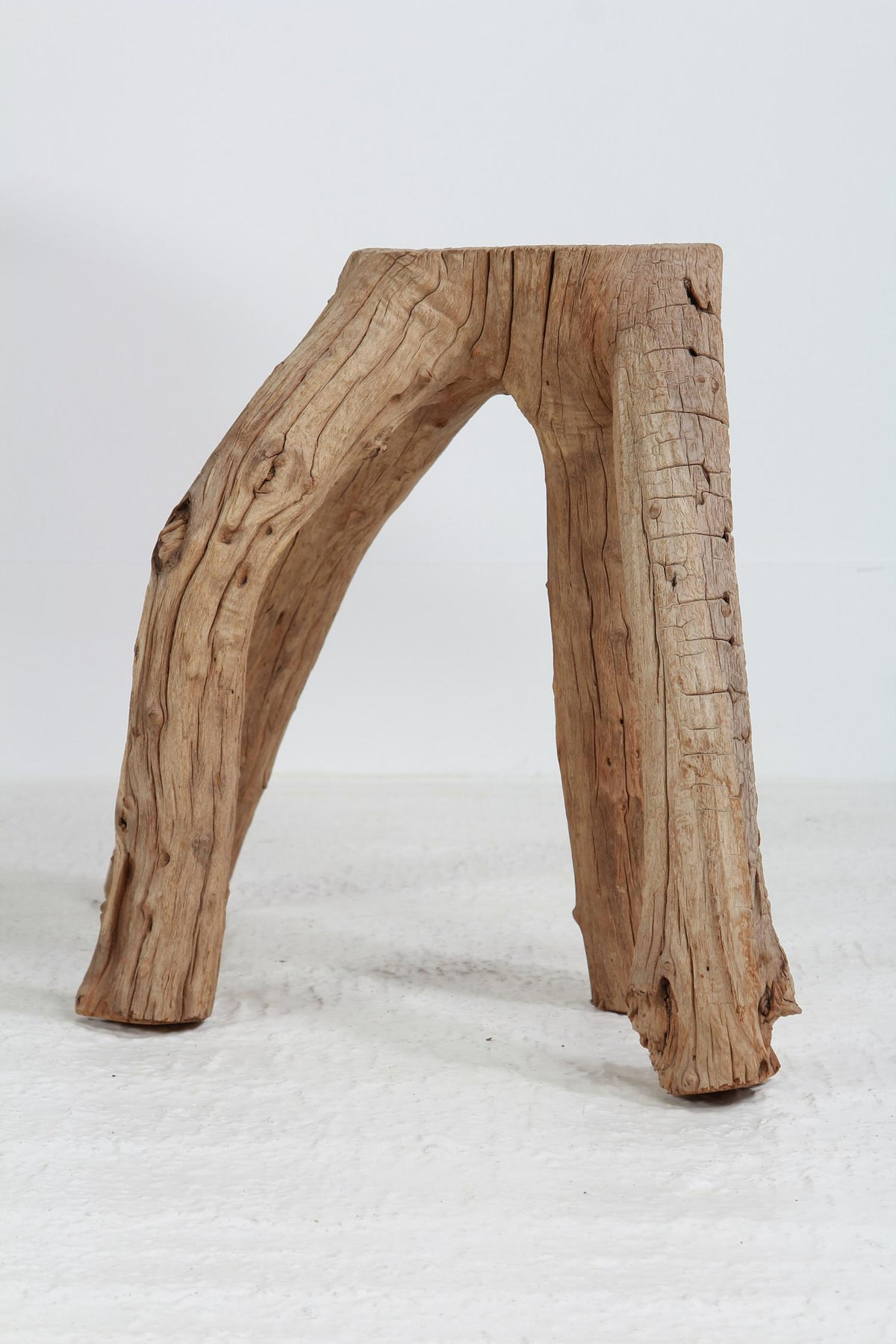 Unique Gnarly  Root Side Table/Stool