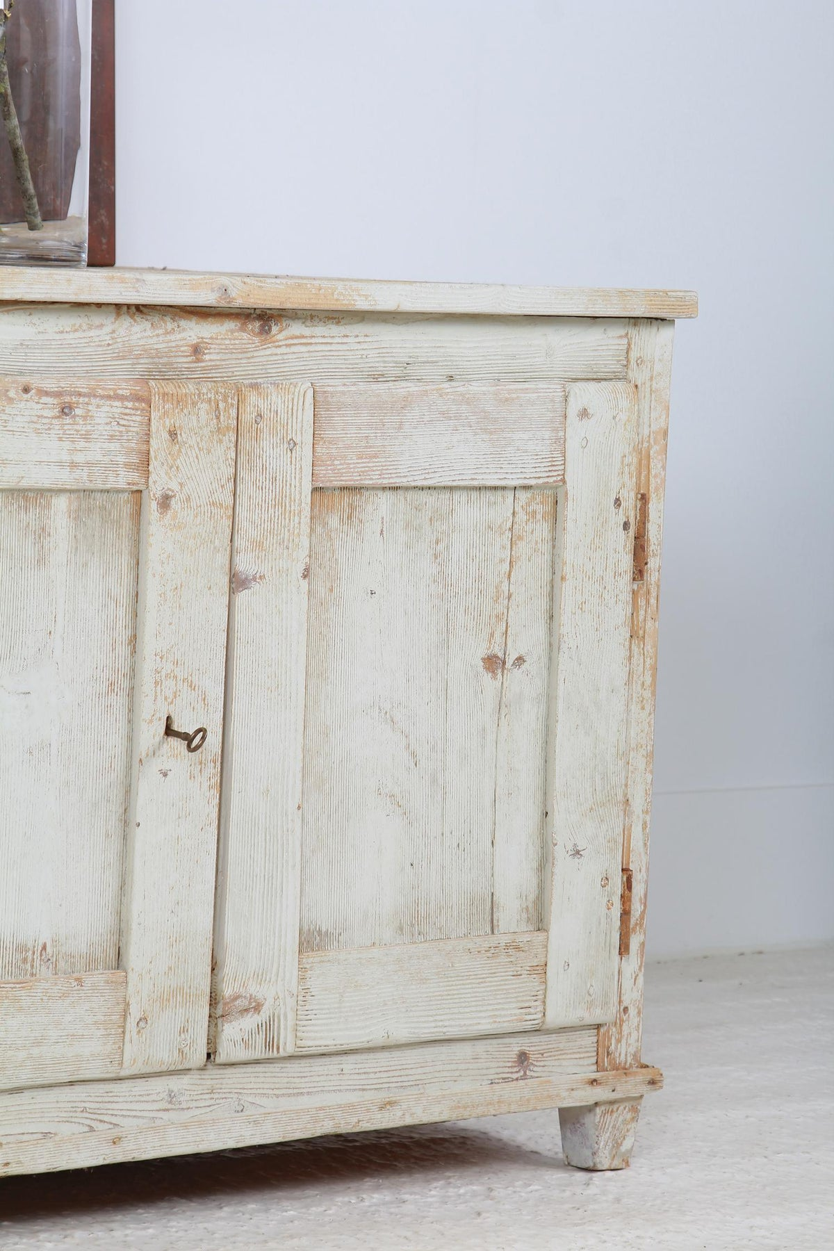 Superb 19th Century Italian Painted Enfilade
