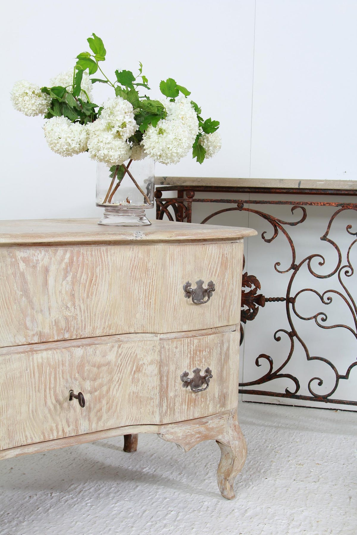 Wonderful French 18thC Chest of Drawers