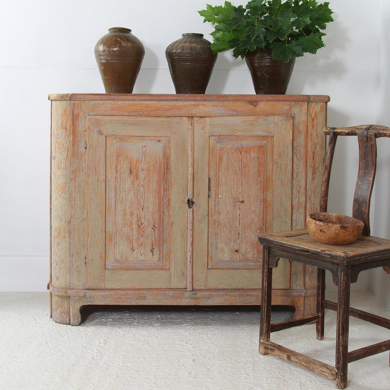 Grand Scale 18th Century Swedish Rococo Buffet/Sideboard
