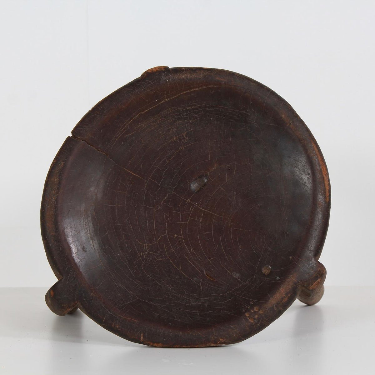 Early 20th Century Primitive Tribal Hehe Stool