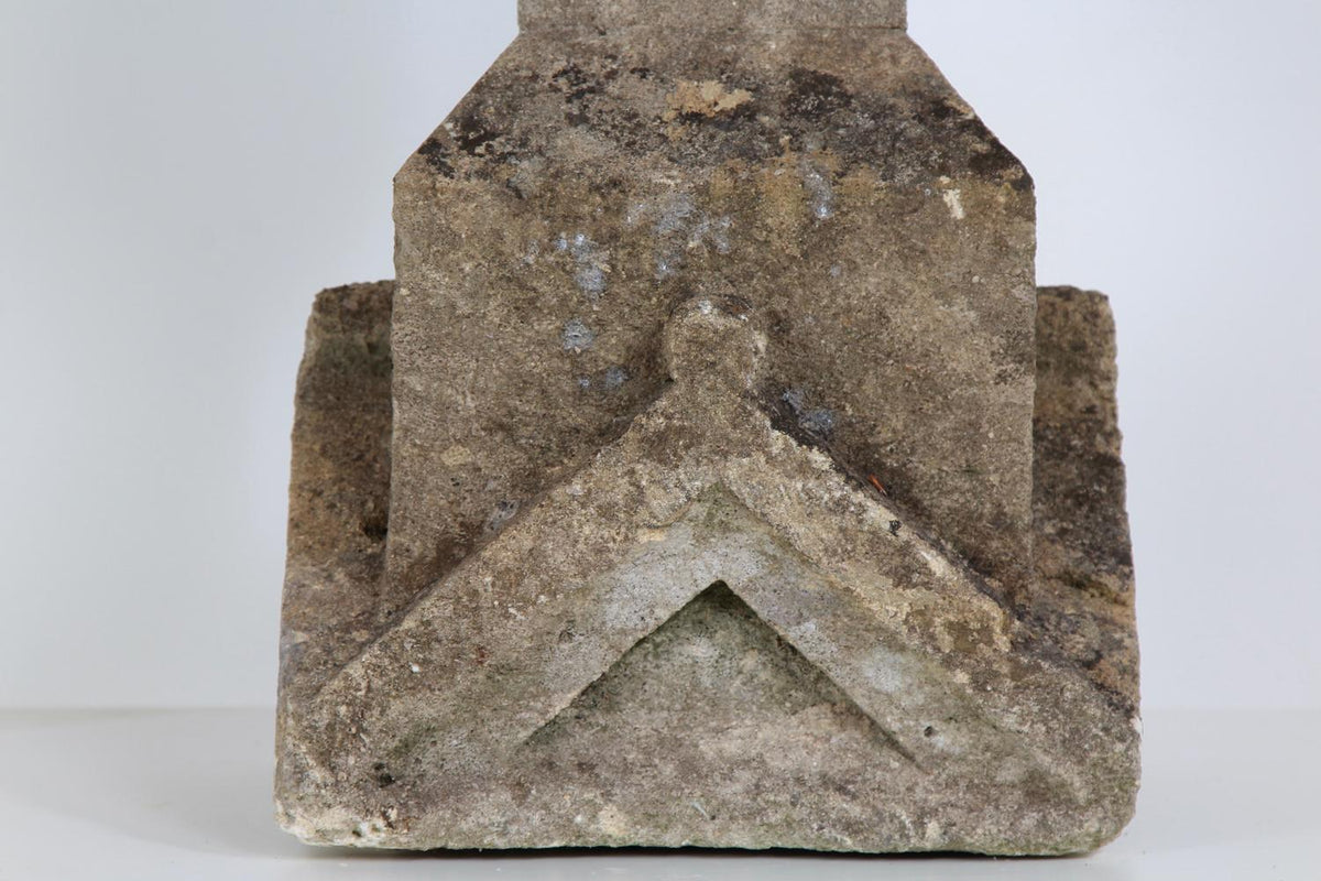 Early 18thC Weathered Architectural Stone Church Fragment