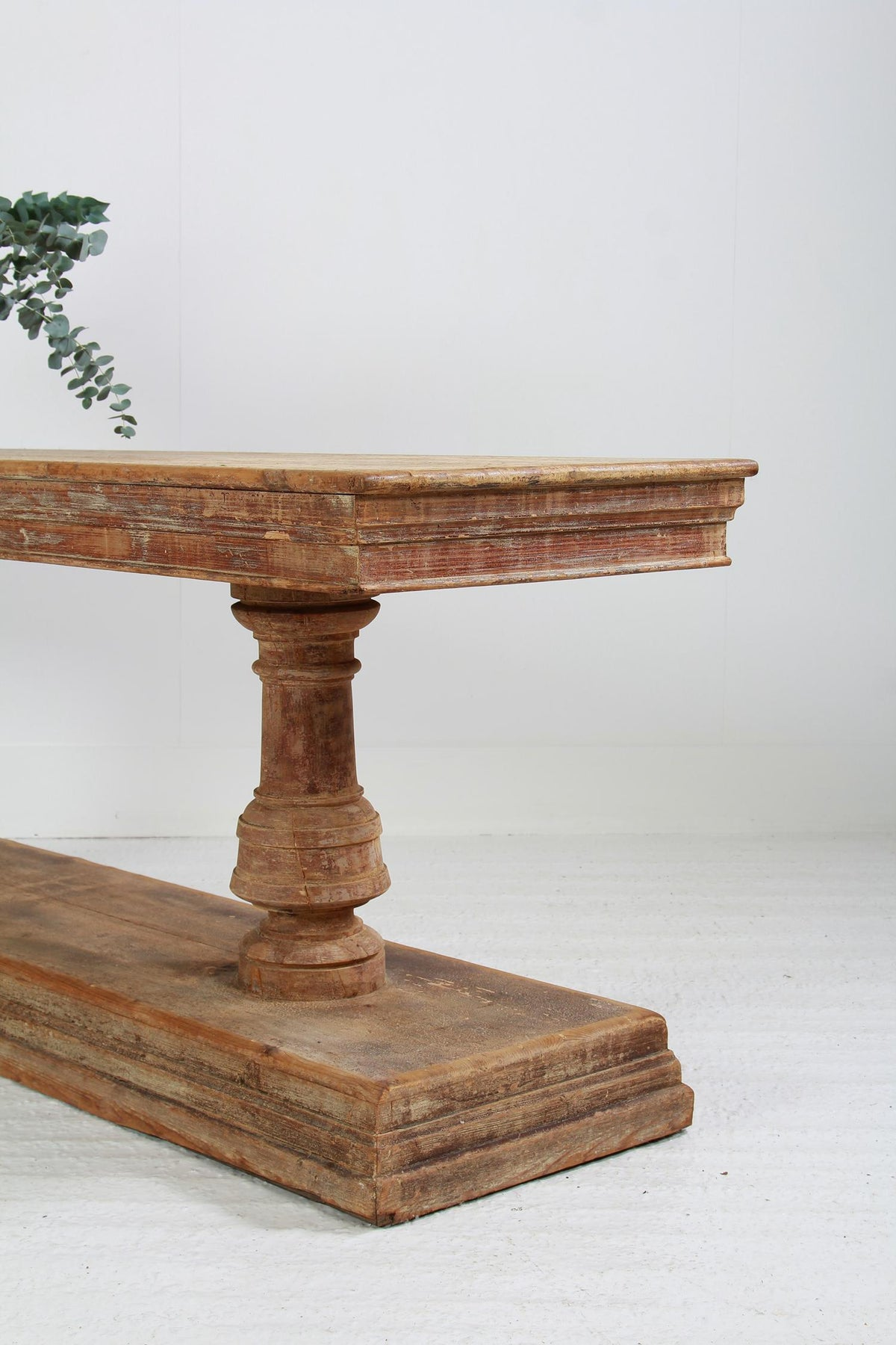 Grand Scale Spanish 19thC Console Table