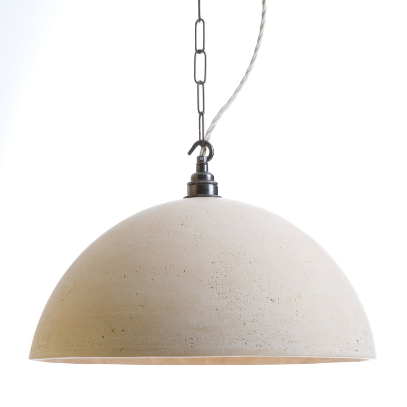 Contemporary Bath Stone Pendant Lights