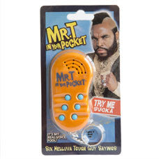 Mr.T In Your Pocket®