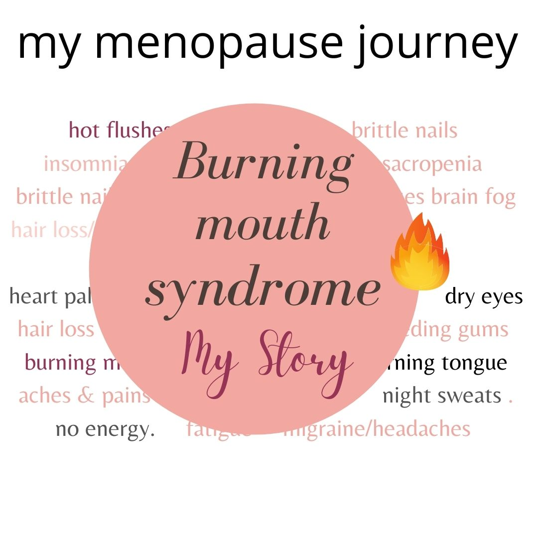 My story with burning mouth