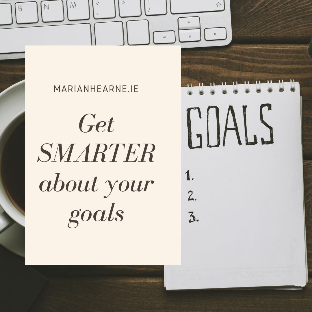 Get SMARTER about your goals