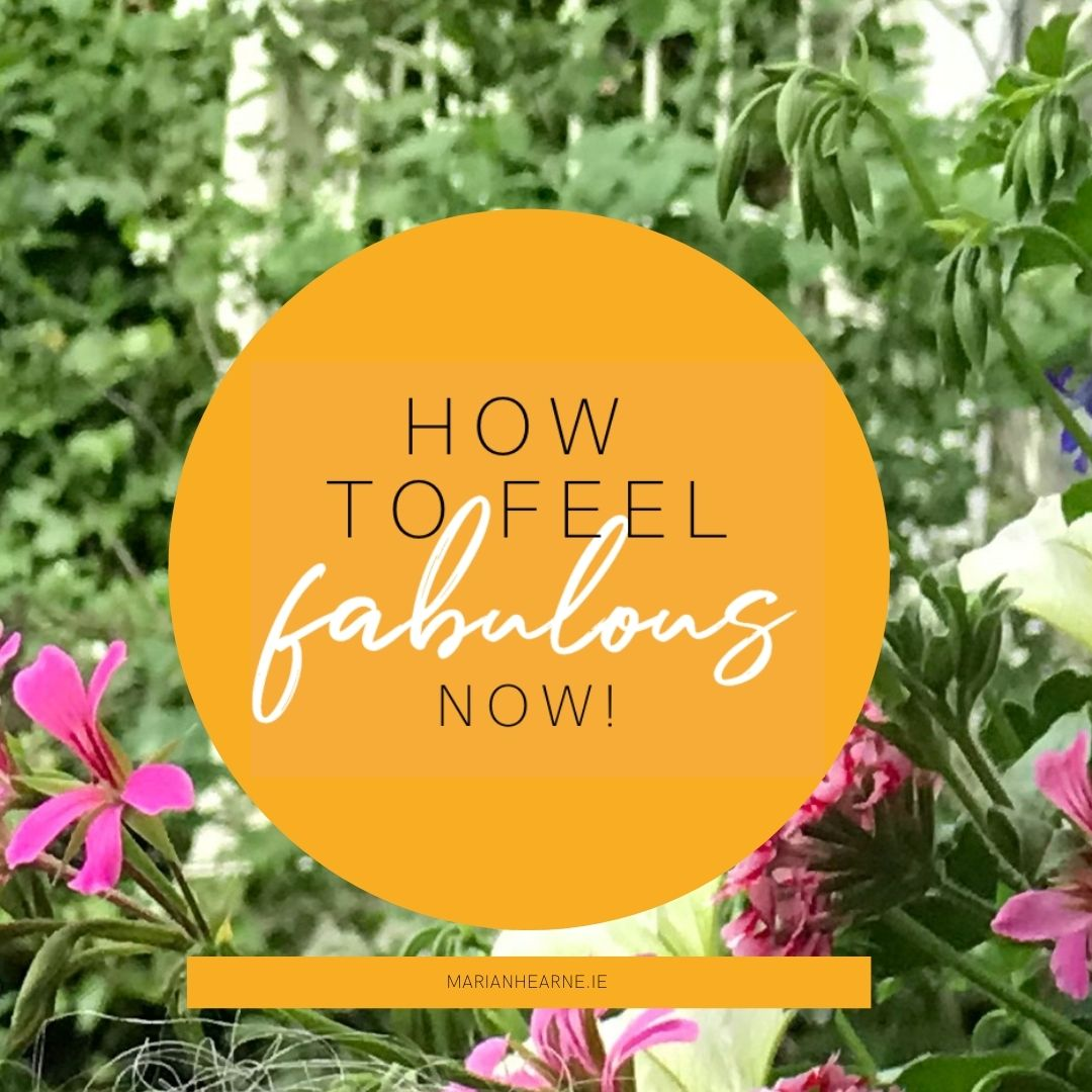 how to feel fabulous now! (free ebook download)