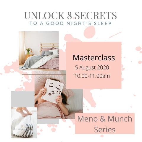 Sleep Masterclass