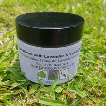 Load image into Gallery viewer, Kawakawa lavender & vanilla balm