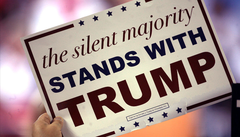 How The Silent Majority Can Show Their Support For Trump