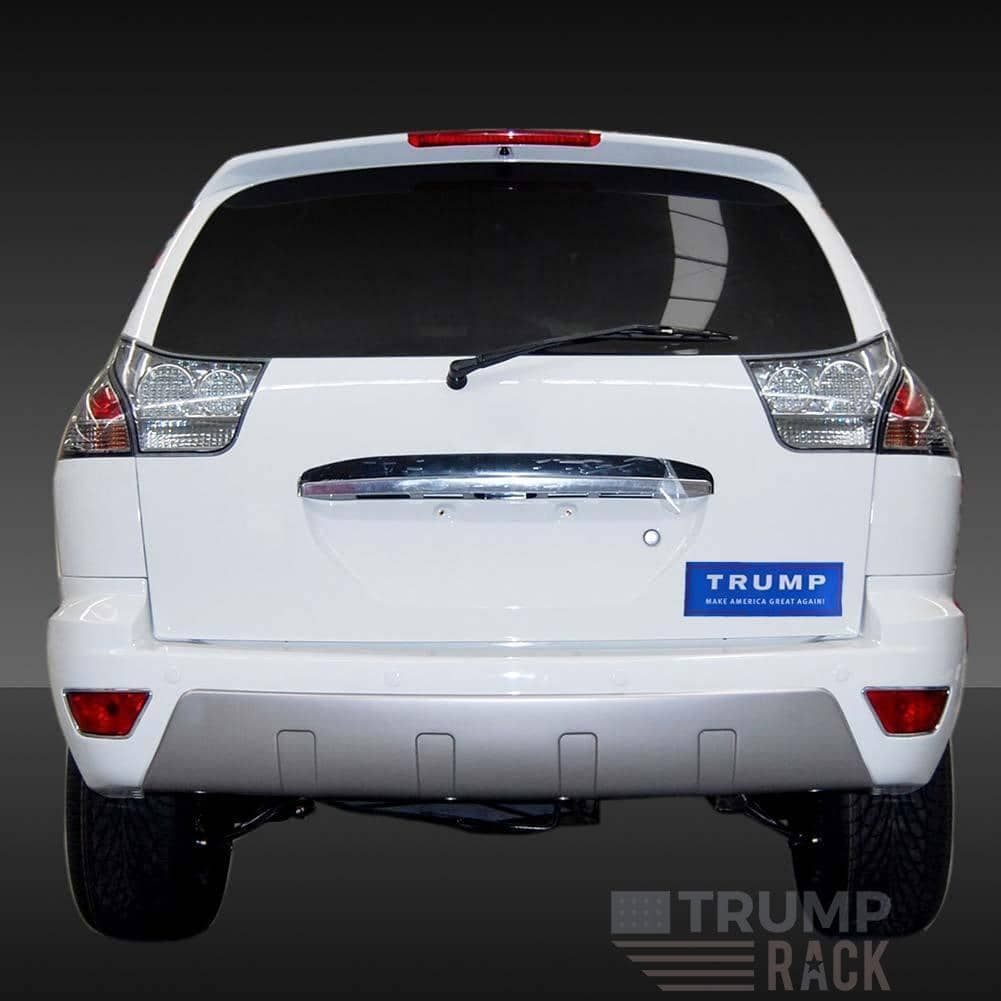 10pcs Trump Make America Great Again Bumper Sticker-Trump Rack