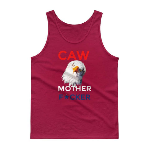 Image of CAW Mother F*cker Tank Top-Trump Rack