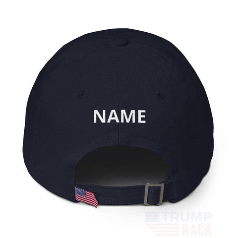 Image of Custom Maga Hat-Trump Rack