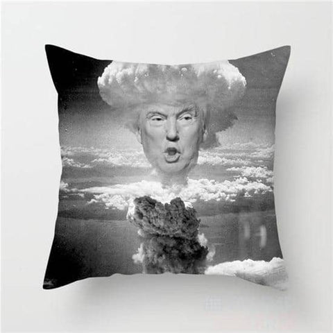 Image of Donald Trump Pillow Covers-Trump Rack