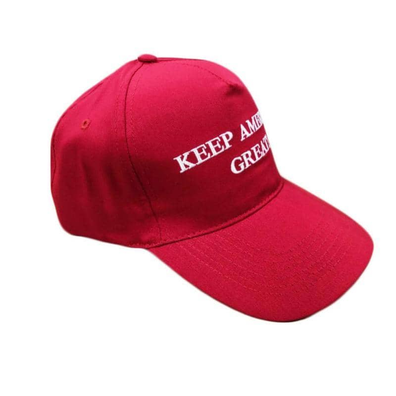 Keep America Great Hat-Trump Rack