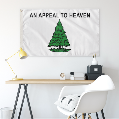 George Washington 'An Appeal To Heaven' Christmas Tree Flag