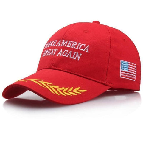 MAGA Hat With Olive Branch-Trump Rack