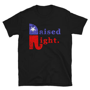 Raised Right Unisex T-Shirt