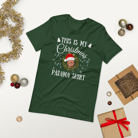 This Is My Christmas Pajama Unisex Shirt
