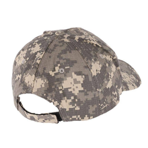Image of Trump 2020 Army Digital Camo Hat-Trump Rack