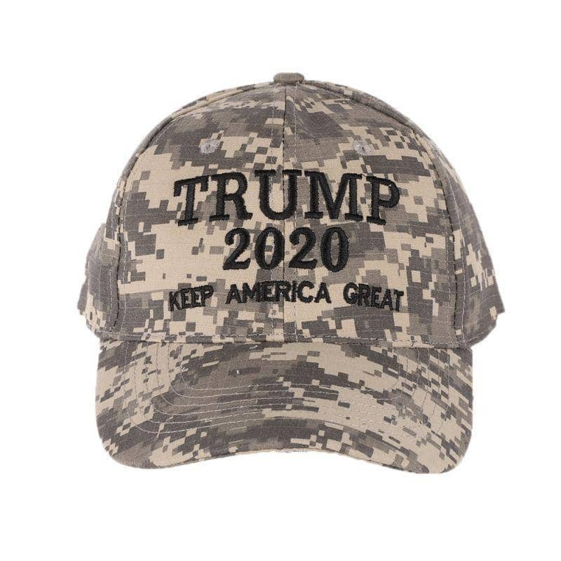 Trump 2020 Army Digital Camo Hat-Trump Rack