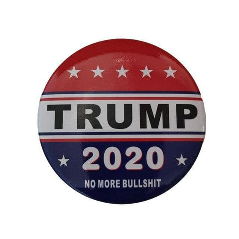Image of Trump 2020 Pin-Trump Rack