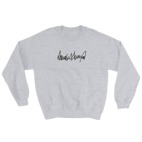 Image of Trump Signature Sweatshirt-Trump Rack