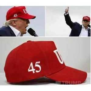 USA '45' Hat-Trump Rack